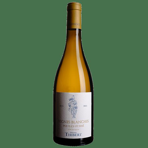 Pouilly fuissé Vignes Blanches domaine thibert
